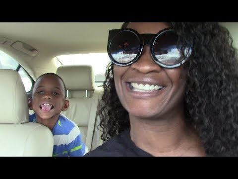 VLOG: GETTING CRAWFISH + OUT AND OUT & THIS SHOCKED ME!