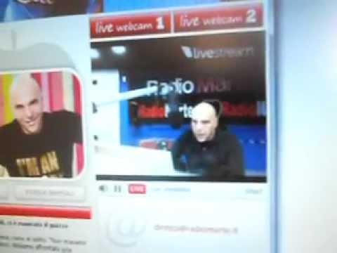 Davide Nicosia su Radio Marte