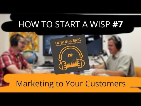 Mimosa Networks Podcast #7: Making WISPs Great Again - How to Start a WISP