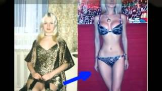 valeria lukyanova human barbie from russia before her plastic surgery transformation