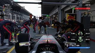 F1 2017 Russia Deambulazio