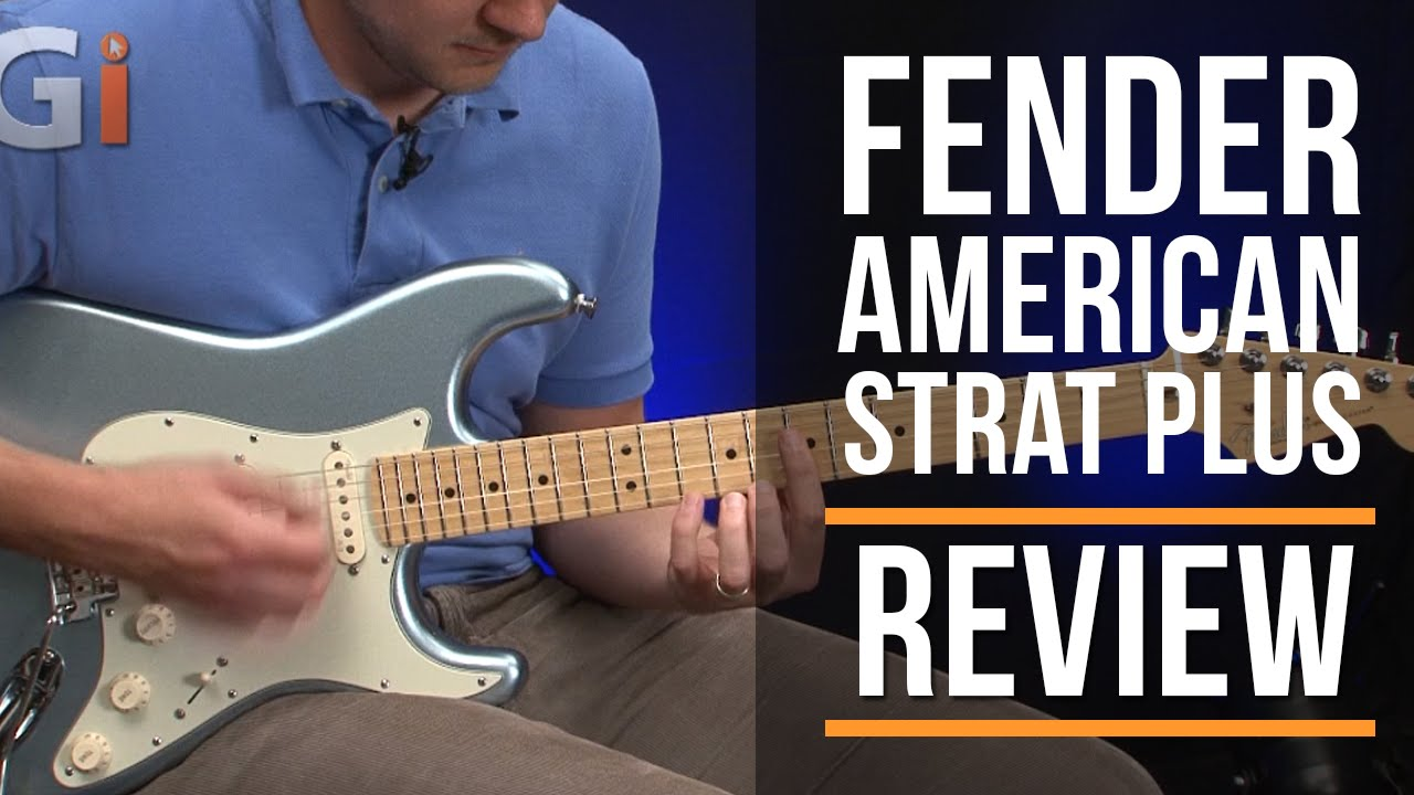 fender american deluxe strat plus review guitar interactive magazine youtube. Black Bedroom Furniture Sets. Home Design Ideas