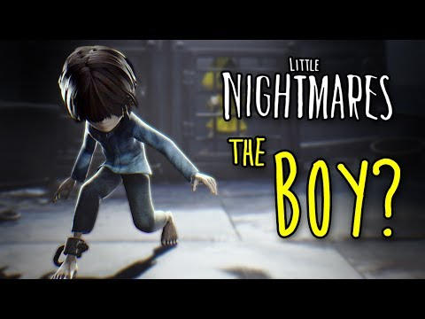 WHO IS THE BOY? - Little Nightmares | Theories + DLC