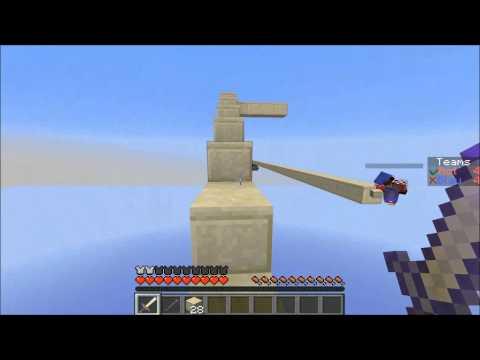 Jess Glynne - Hold My Hand (Chris Lake Remix) (Minecraft Gameplay BedWars)