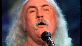 David Crosby -  Long Time Gone Live.