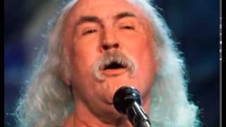 David Crosby -  Long Time Gone Live.