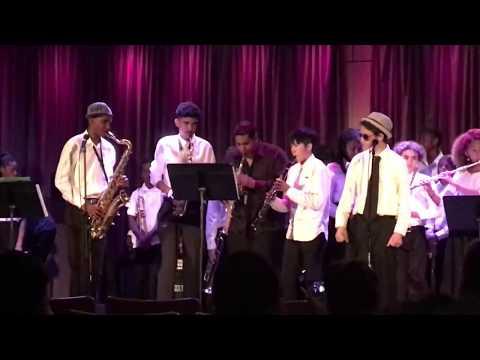 Uptown Funk (Bruno Mars) - Pacific Hills School