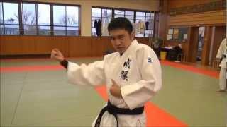 柔道部新入生歓迎会2013