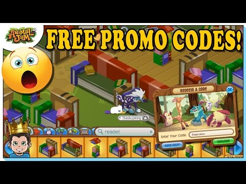 All animal jam coupon codes
