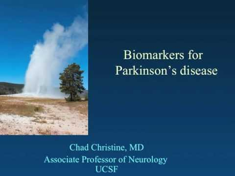 Biomarkers for Parkinson's Disease