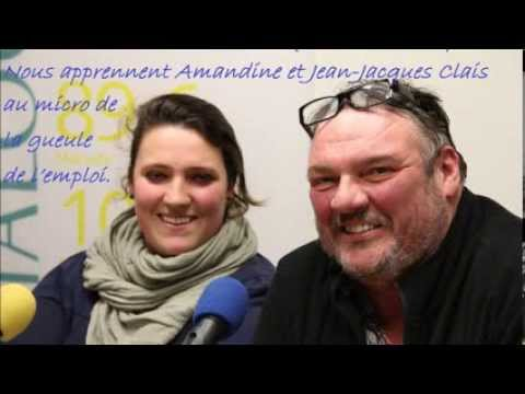 Radio dialogue La Gueule de l'Emploi Atelier Clais