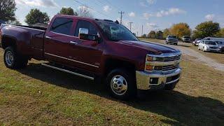 2015 Chevrolet Silverado 3500hd Vinita, Broken Arrow, Tulsa, Bixby, Owasso, Ok P3090