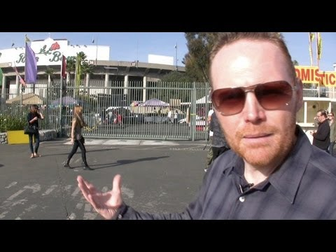 Bill Burr gives us a December tour of the Rose Bowl and the Los Angeles Memorial Coliseum