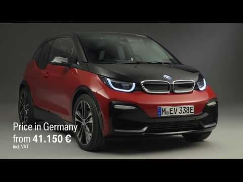 The all new BMW i3s