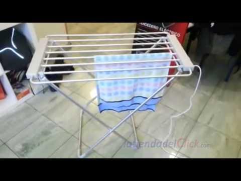 Tendedero secador electrico sb 100 seca la ropa for Tendederos de ropa exteriores ikea