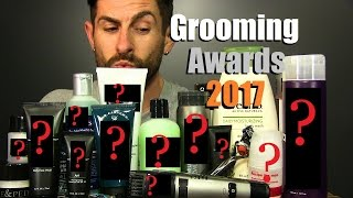 The 2017 Grooming Awards (NON-Sponsored) | Best Men