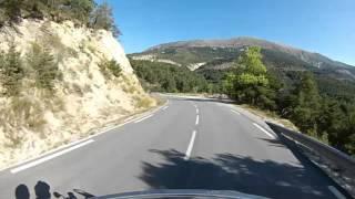 Route Napoleon, Castellane to Grasse