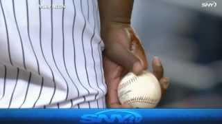 Yankees beat BoSox, Pineda has Pine Tar?