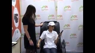 Обзор массажного кресла OGAWA http://массажное-кресло.рф/