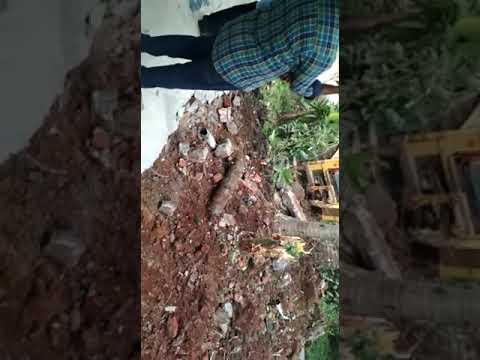 Attack At My House At Vuyurru,  Vijayawada By Srikanth HDfc Bank Employee,  Vijayawadas. Su(5)