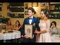 Поделки - Свадебная метрика: вышивка крестом по дизайну Дименшенс 13721 Держась за руки