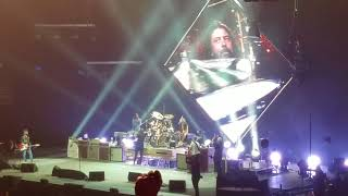 The Nashville Foo Fighters concert, May 4th 2018, had a short but c...