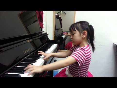 ABRSM Piano 2011-2012 Grade 5 B6 - Polka - Tchaikovsky, Op39 No. 14 by 曉柔