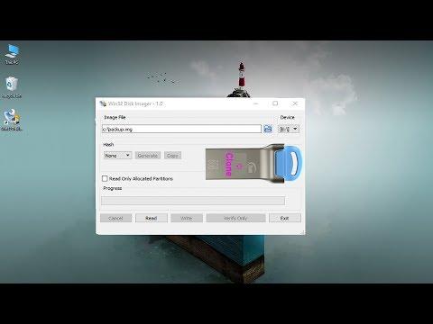 Clone USB Flash Drive