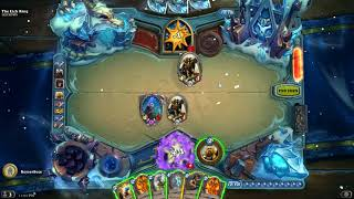 Beating Lich King with Mill Pally