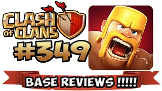 CLASH OF CLANS #349 ★ BASE REVIEWS !!! ★ Let's Play COC ★ | German Deutsch HD |