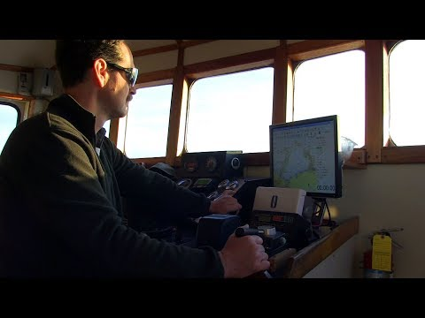 On The Front Lines - NYSDEC Research Vessel Captains