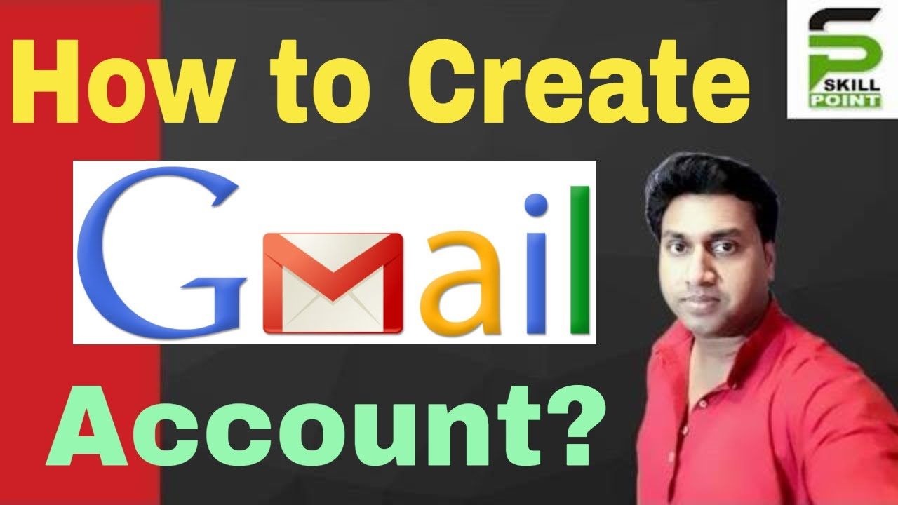 How to create gmail account | Create a gmail account