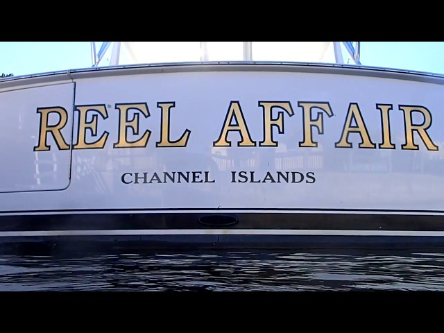 Reel Affair 11/09/17