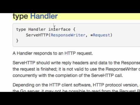 Golang Net HTTP Review