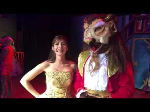 Resultado de imagen para bella y la bestia bogotan obra musical