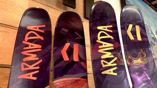 Armada Skis 2019 ARV 106 And 116 Review With Powder7