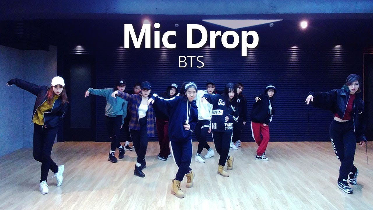Mic Skins Minecraft Bts Drop