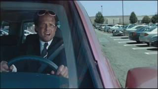 Allstate mayhem commercial - Dean Winters as Teenage Girl in Pink Truck