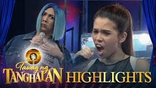 Tawag ng Tanghalan: Vice Ganda is shocked with Rache's voice