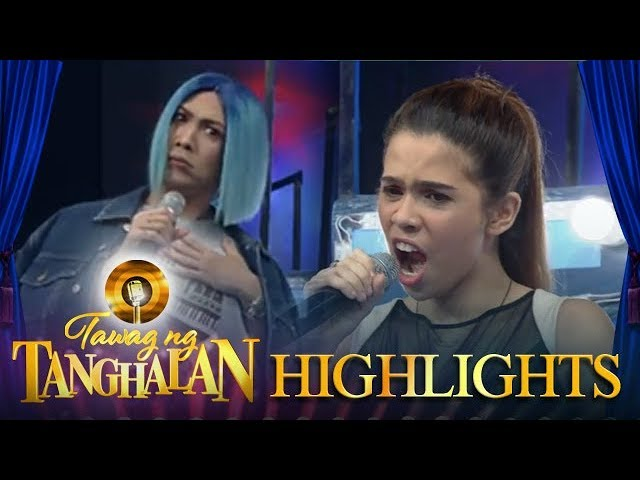 Tawag ng Tanghalan: Vice Ganda is shocked with Raches voice