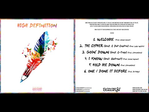 Bazanji - High Definition (Full EP) [Official Audio]