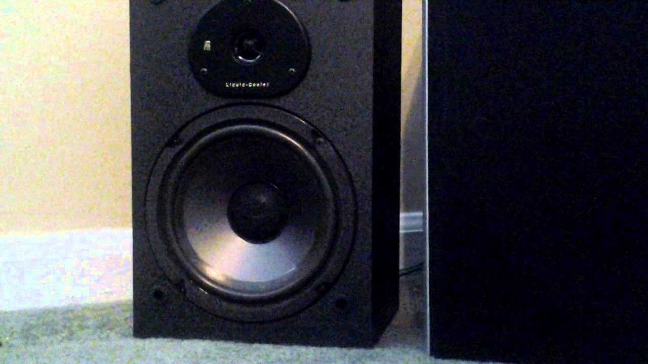 Demo Of My Acoustic Research Ar 102 Speakers