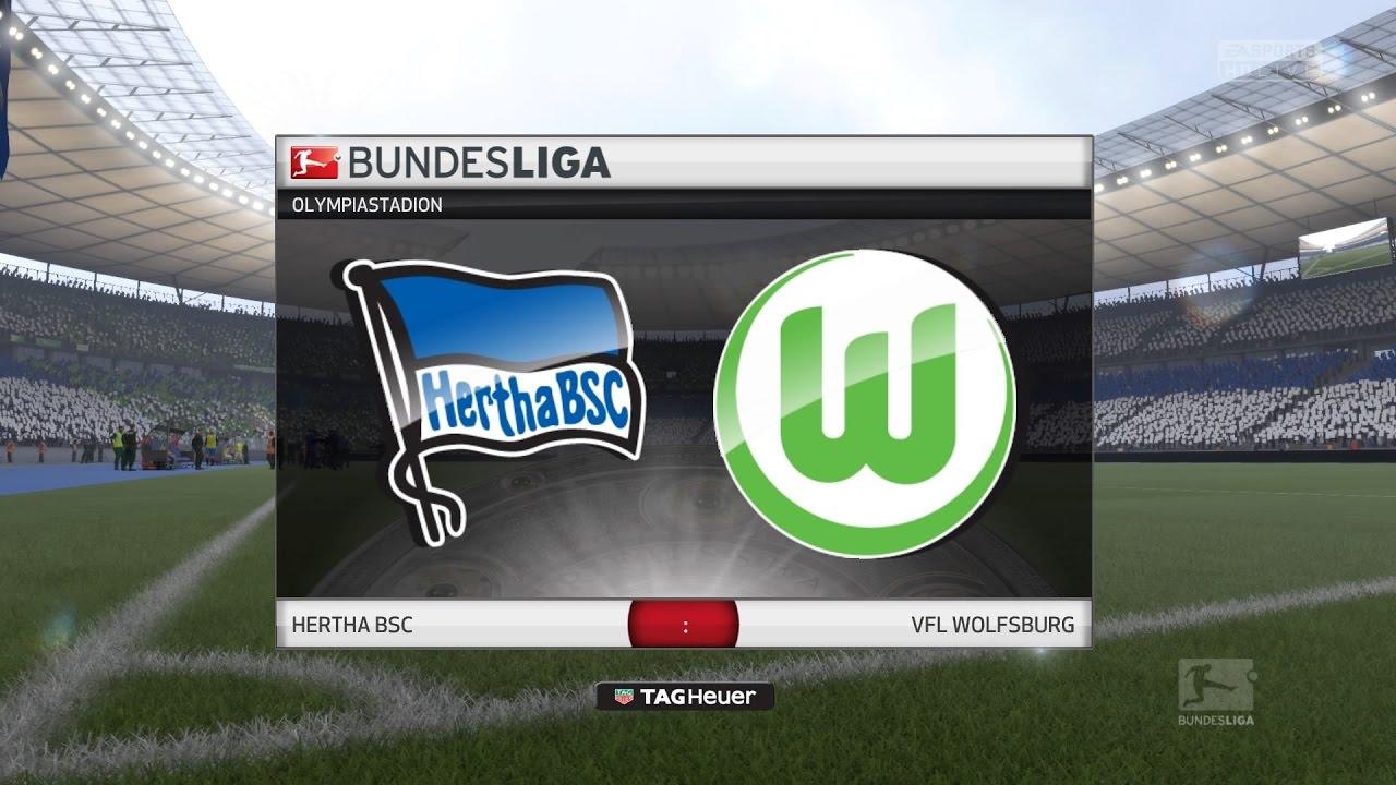 Heutiger Spieltag 1 Bundesliga