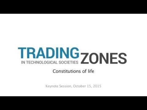 Trading Zones Conference - Sheila Jasanoff