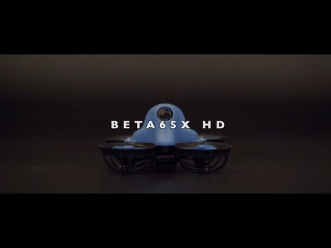 Beta65X HD 2S - The Lightest and Smallest Cinewhoop!