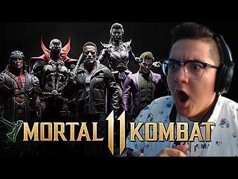 mortal-kombat-11---official-kombat-pack-trailer-reaction!