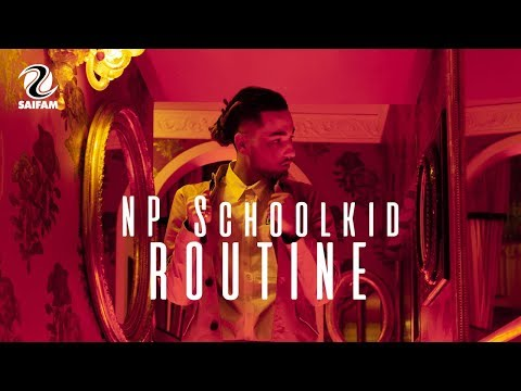 NP Schoolkid - Routine (Official Video) (Prod. Lie O'Neill)