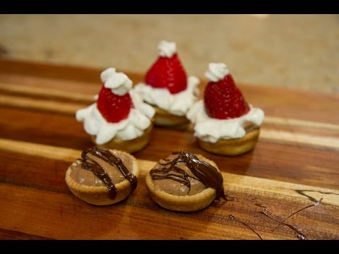 Mini Nutella Pies - Let's Cook with ModernMom - 12 Days of Christmas (Day 8)