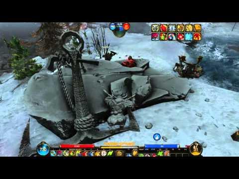 видео: panzar. Игра за берсерка. Бухта снеговиков