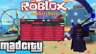 [New] Roblox: Exploit/Hack | Mad City | Maxx Level and Exp [Free]